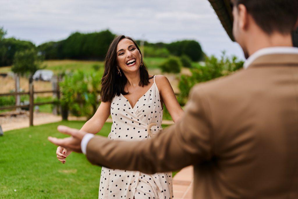 Las bodas elopement en Cantabria son bodas íntimas, sin invitados